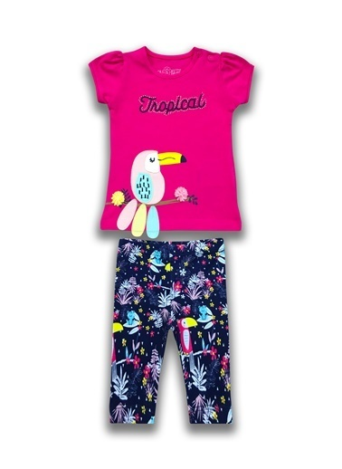 By Leyal For Kids 2 li Takım Pembe